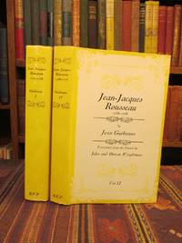 Jean-Jacques Rousseau 1712-1758 - Two Volume Set
