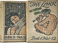The Lark: Books I and II and Epilark