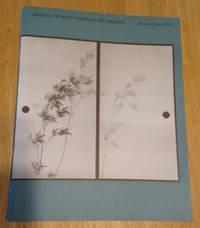 image of Rhode Island School of Design Volume 78 Number 1 October  1991