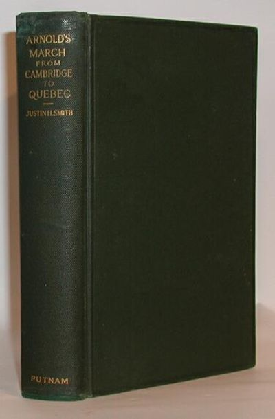 New York: G. P. Putnam's Sons, 1903. First Edition. First printing Very good in dark green pebbled c...