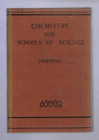 Chemistry for Schools of Science