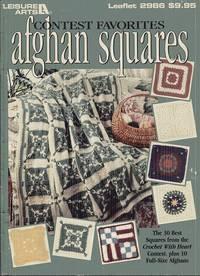 Afghan Squares #2986