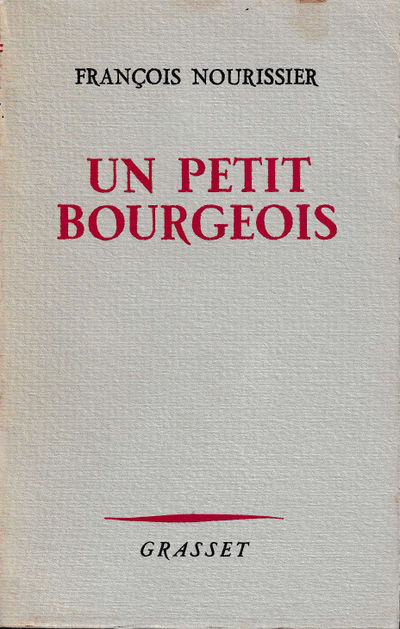 Paris: Grasset, 1963. Paperback. Very good. 345 pp. Light creases and tanning to the spine, light ed...