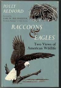 RACCOONS & EAGLES  Two Views of American Wildlife