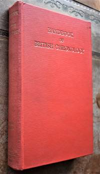 Handbook Of British Chronology