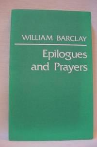 image of Epilogues and Prayers