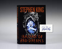 The Bazaar of Bad Dreams: Stories.