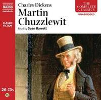 image of Martin Chuzzlewit (Naxos Complete Classics)