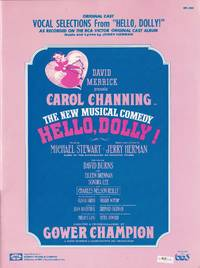 """Vocal Selections from """"Hello, Dolly!"""" by  Jerry Herman - Paperback - from Chisholm Trail Bookstore (SKU: 19177)"""
