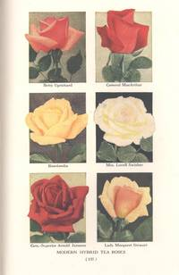 Modern roses [I]: a uniform descriptive list of all important roses in commerce, prepared for the American rose society by J. Horace McFarland