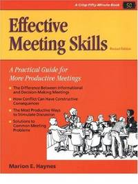 Effective Meeting Skills (50-Minute Series)