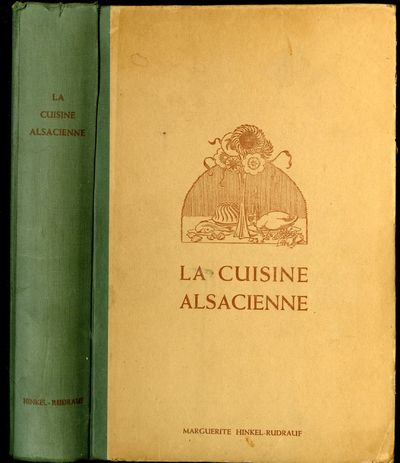 Strasbourg: Imprimerie Régionale, 1946. First Edition. Hardcover. Very Good Condition. Light wear a...