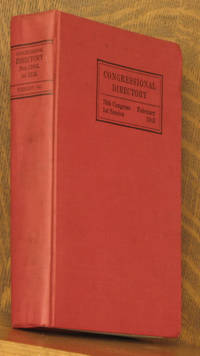 OFFICIAL CONGRESSIONAL DIRECTORY, 79TH CONGRESS, 1ST SESSION BEGINNING JANUARY 3, 1945