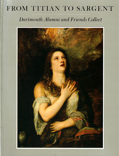 Hanover: Hood Museum of art Dartmouth College, 1987. Paperback. Very good. 147pp+ index. Foxing to p...