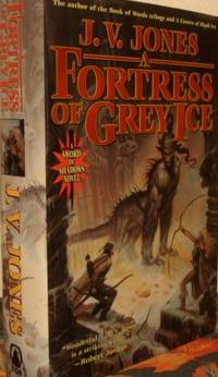 image of A Fortress of Grey Ice: Book Two of Sword of Shadows (Jones, Jv)