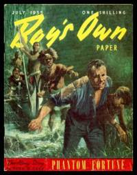 image of BOY'S OWN PAPER - Volume 77, number 10 - July 1955
