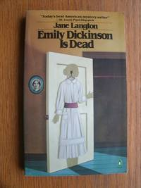 image of Emily Dickinson is Dead