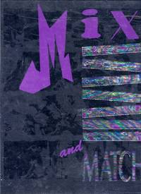 "Eugenean 1992. ""Mix and Match"" South Eugene High School Yearbook [Annual, Year book]"