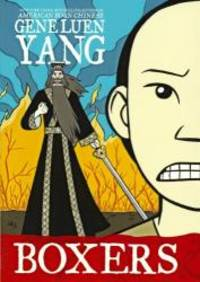 Boxers (Turtleback School & Library Binding Edition) (Boxers & Saints) by Gene Luen Yang - 2013-08-04 - from Books Express (SKU: 060632304X)
