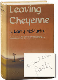 image of Leaving Cheyenne (Signed First Edition)