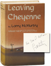 Leaving Cheyenne (Signed First Edition)