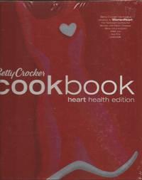 image of Betty Crocker Cookbook (Heart Health Edition)