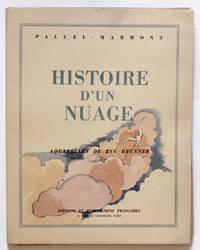 Histoire d'un nuage. Aquarelles de Zyg Brunner.