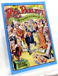 image of The Comic Art of Reg Parlett: 60 Years of Comics