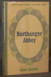 NORTHANGER ABBEY (Harcourt Library of English and American Classics)