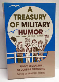 A Treasury of Military Humor: Army, Navy, Air Force, Marines