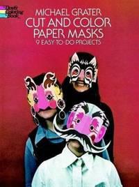 Cut and Color Paper Masks