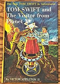 image of Tom Swift and the Visitor from Planet X.