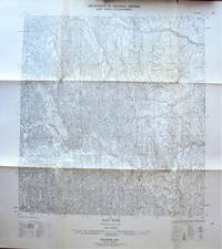 image of Fold-Out Topographical Survey Map. Root River, Northwest Territories