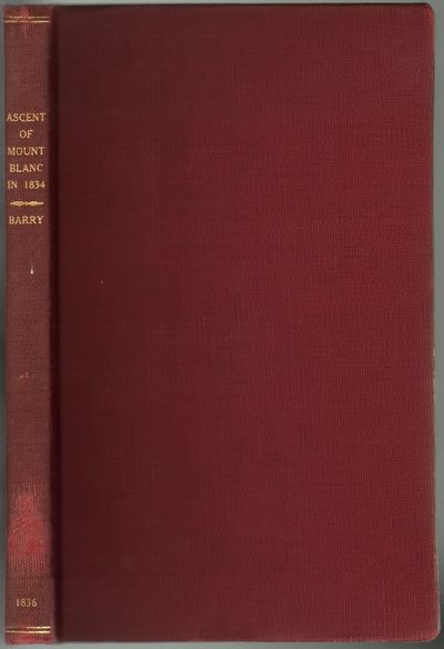 Edinburgh: William Blackwood & Sons, 1836. Hardcover. Good+. Inscribed by Author(s) Second edition, ...