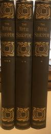 The Royal Shakspere. The Poet's Works In Chronological Order, From The Text Of Professor Delius (Complete 3 Volumes)