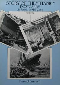 "image of Story of the ""Titanic"" Postcards : 24 Ready-to-mail Cards"