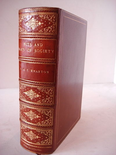London: James Hogg & Son, 1860. full morocco. Near fine. Thick 8vo. xviii,580pp. Illustrated with a ...