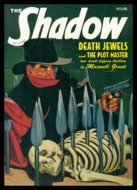 THE SHADOW 21 - Two Complete Novels: Death Jewels - and - The Plot Master