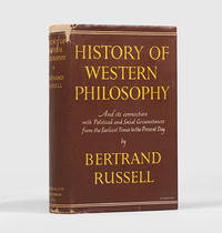 A History Of Western Philosophy by Russell, Bertrand