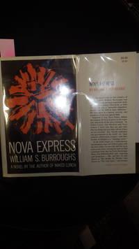 Nova Express A Novel