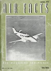 Air Facts: the Magazine for Pilots January 1973