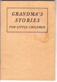 Grandma's Stories for Little Children