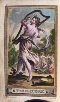 Almanach iconologique, Année 1769, cinquième suite. Les Muses, Par M. Gravelot