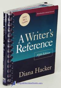 image of A Writer's Reference: Fifth Edition (2003 MLA Update)