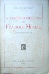 image of A Correspondência de Fradique Mendes (Memórias e notas)
