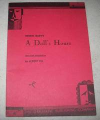 Henrik Ibsen's A Doll's House: One Act Adaptation