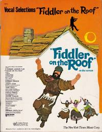 "Vocal Selections from ""Fiddler on the Roof"" by  Jerry Bock - Paperback - from Chisholm Trail Bookstore (SKU: 19181)"