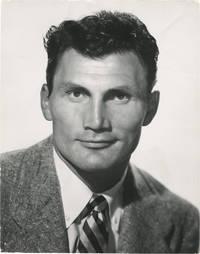 image of Original publicity portrait photograph of Jack Palance, circa 1951