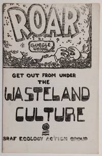 image of Get out from under the wasteland culture