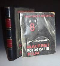 Malerei, Fotografie, Film. [Painting  Photography  Film] in Bauhausbuecher No 8